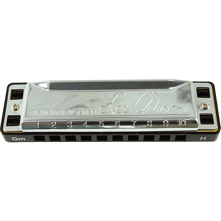 Lee Oskar Harmonic Minor Harmonica  Bb MINOR