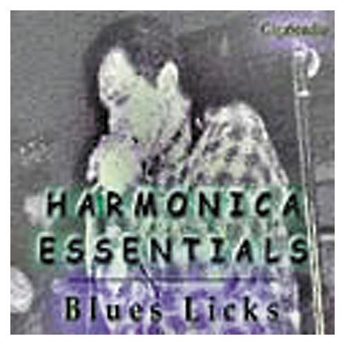 Tascam Harmonica Essentials Blues Licks Giga CD
