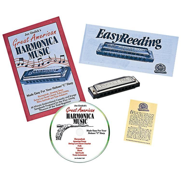 HohnerHarmonica Starter Package