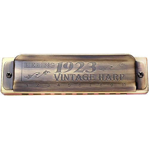 Hering Harmonicas 1020 Vintage Harp 1923 Diatonic Harmonica-thumbnail