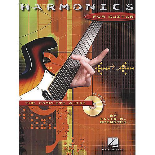 Hal Leonard Harmonics for Guitar (Book/CD)