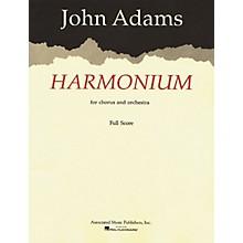 Associated Harmonium (Full Score) Score composed by John Adams