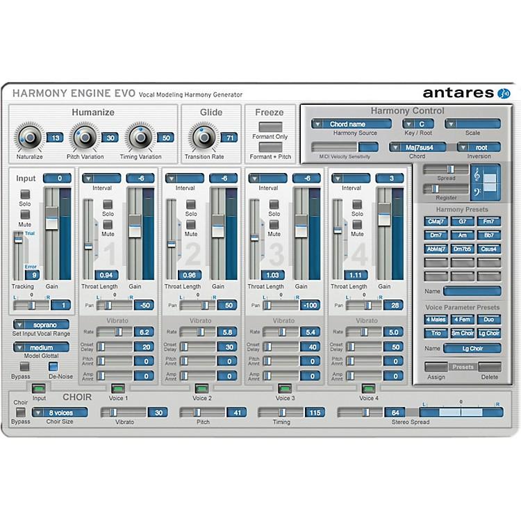 AntaresHarmony Engine Evo Software Download