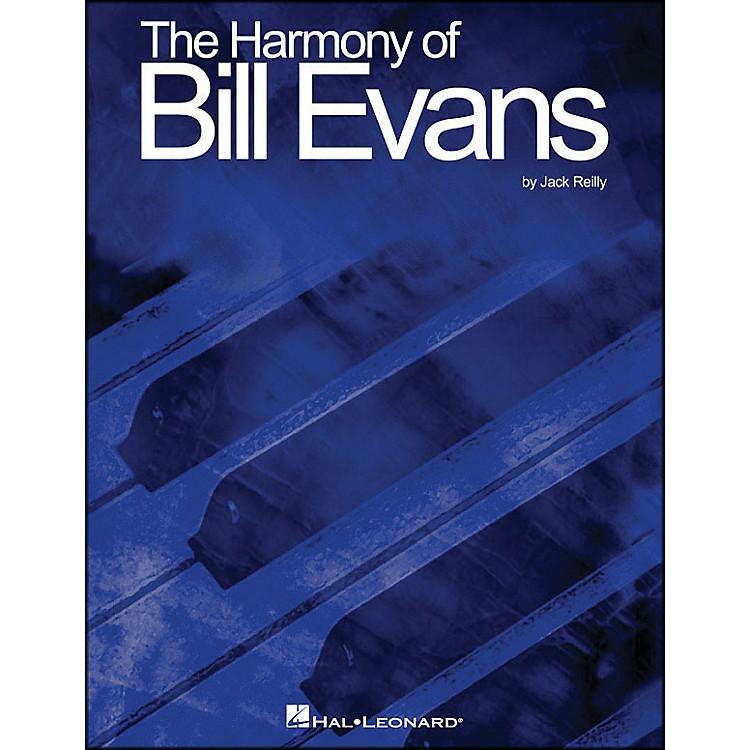 Hal LeonardHarmony Of Bill Evans