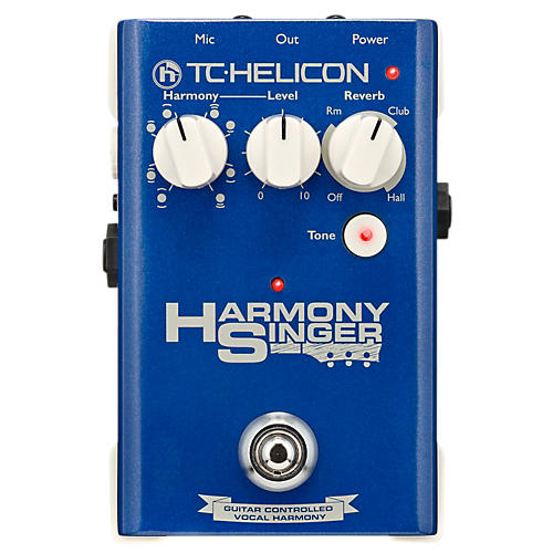 TC Helicon Harmony Singer Effects Pedal