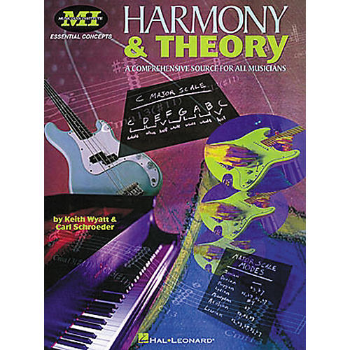 Hal Leonard Harmony and Theory