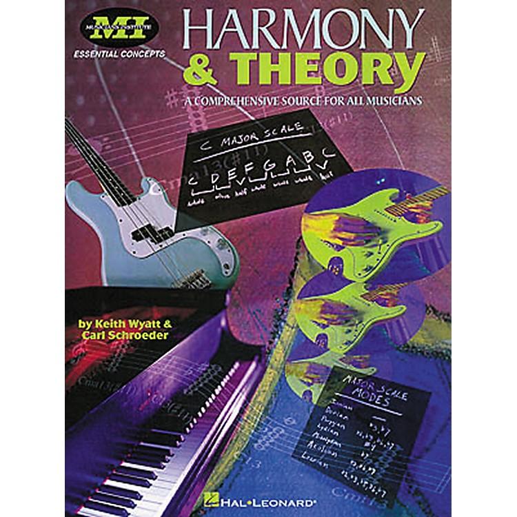 Hal LeonardHarmony and Theory