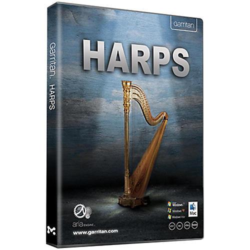 Garritan Harps Software Download-thumbnail