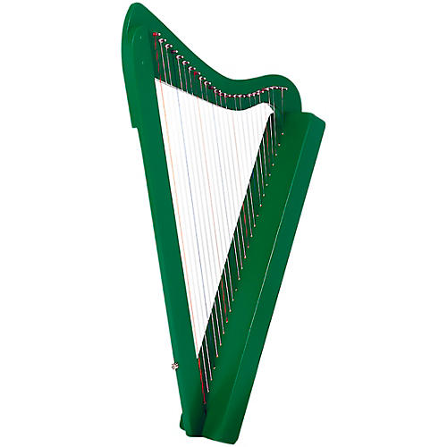 Rees Harps Harpsicle Harp Dark Green