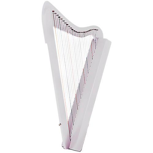 Rees Harps Harpsicle Harp White