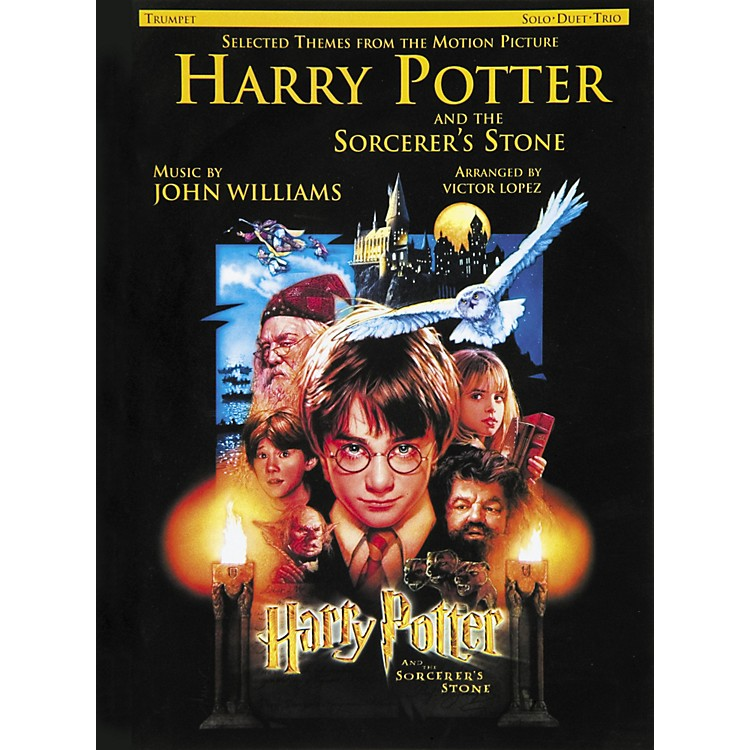 AlfredHarry Potter And The Sorcerer's Stone Trumpet Solo-Duet-Trio