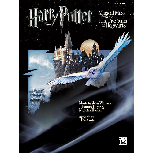 Alfred Harry Potter Magical Music Easy Piano