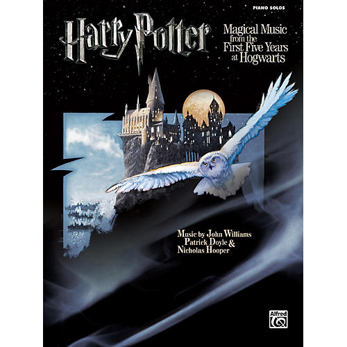 Alfred Harry Potter Magical Music Piano Solos