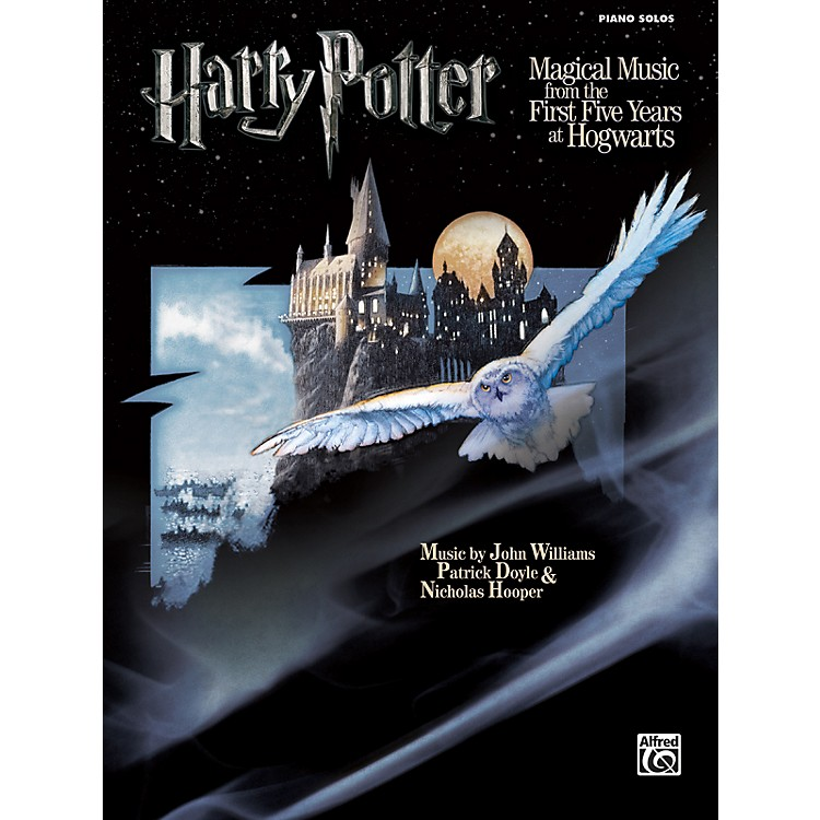 AlfredHarry Potter Magical Music Piano Solos
