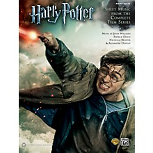 Alfred Harry Potter: Sheet Music from the Complete Film Series Piano