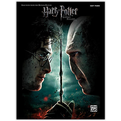 Alfred Harry Potter and the Deathly Hallows, Part 2 Easy Piano Songbook-thumbnail