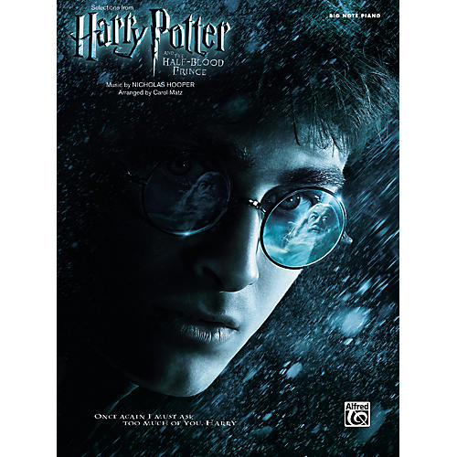 Alfred Harry Potter and the Half-Blood Prince Selections from Big Note Piano-thumbnail