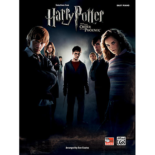 Alfred Harry Potter And The Order Of The Phoenix