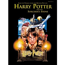 Alfred Harry Potter and the Sorcerer's Stone Selected Themes from the Motion Picture Intermediate/Advanced Piano