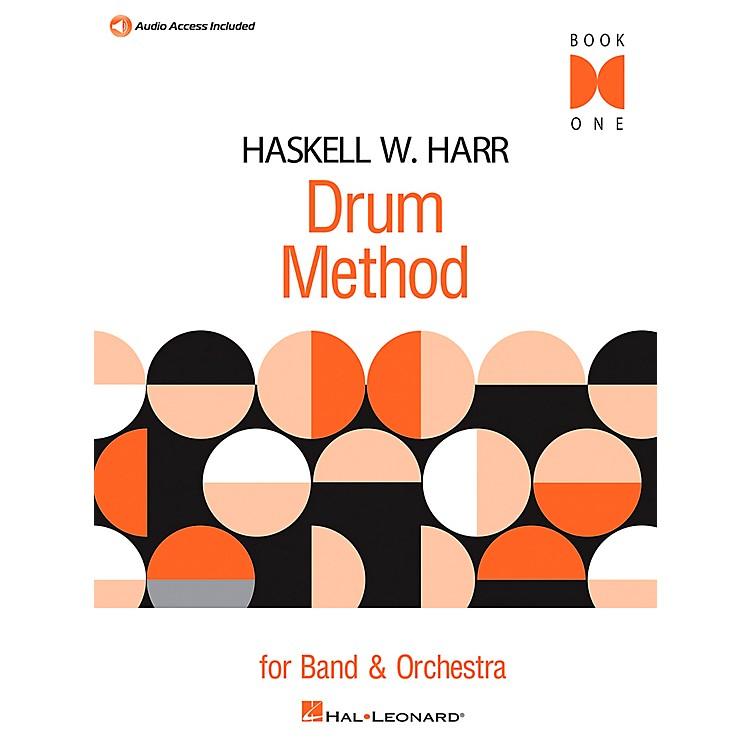 Hal LeonardHaskell W. Harr Drum Method Book 1 with CD