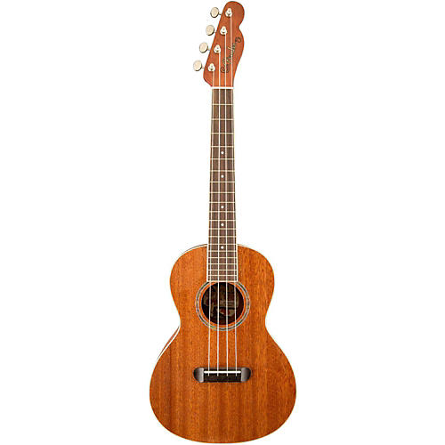 Fender Hau'oli Mahogany Tenor Ukulele-thumbnail
