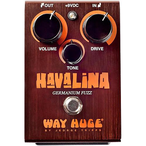 Way Huge Electronics Havalina Germanium Fuzz Guitar Effects Pedal