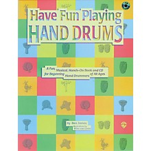 Alfred Have Fun Playing Hand Drums (Book/CD)