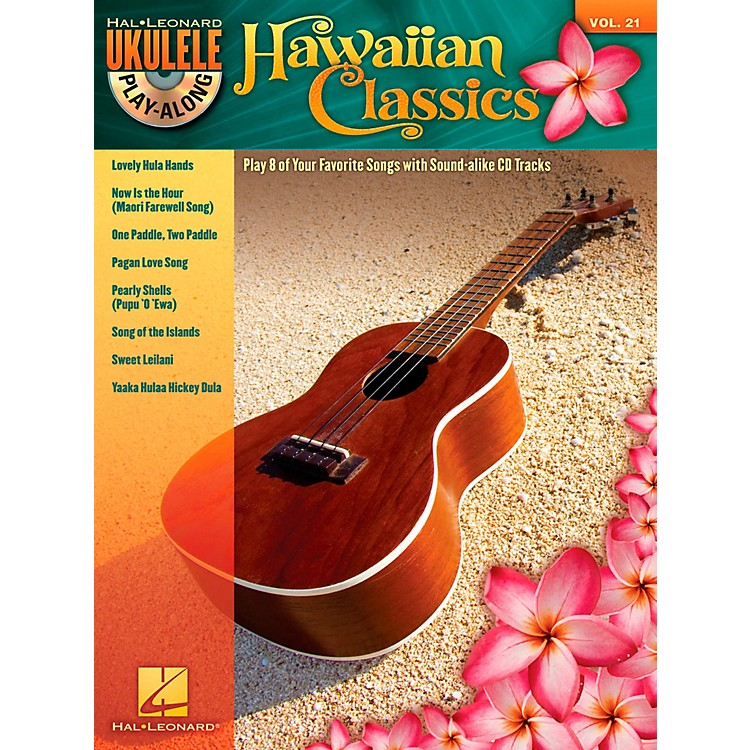 Hal Leonard Hawaiian Classics - Ukulele Play-Along, Vol. 21 (Book/CD)