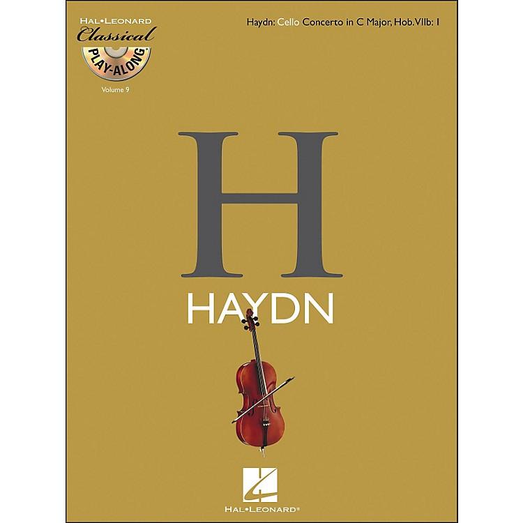 Hal LeonardHaydn: Cello Concerto In C Major, Hob. Viib: 1 Classicalplay-Along Book/CD Vol. 9