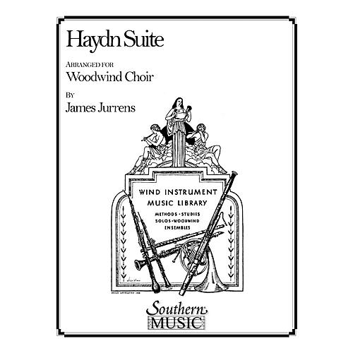 Southern Haydn Suite (Woodwind Choir) Southern Music Series Arranged by James Jurrens-thumbnail