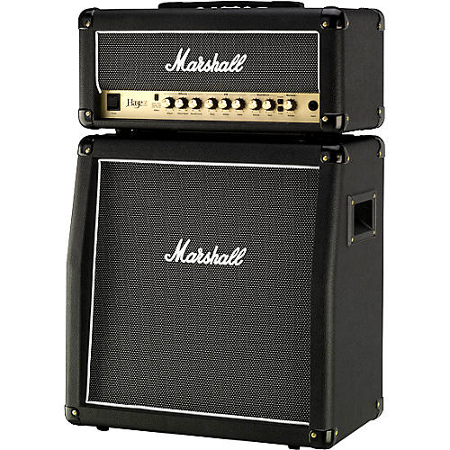 Marshall Haze MHZ15 and MHZ112 Half Stack-thumbnail