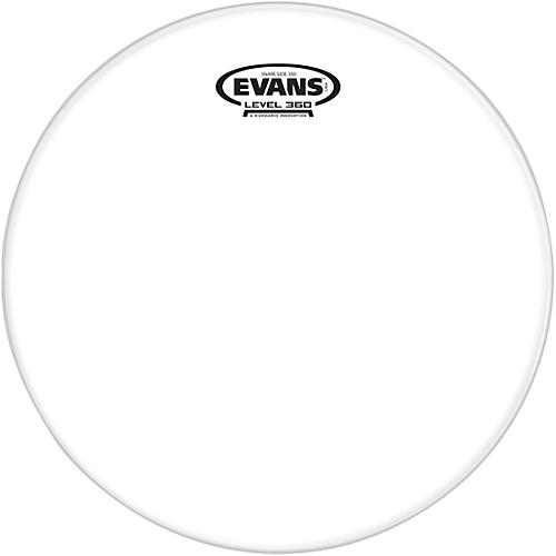 Evans Hazy 300 Snare Side