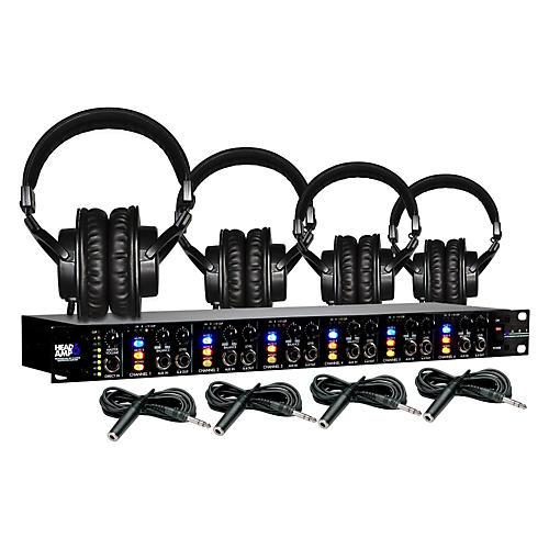 ART Headamp6 Tascam TH-200X Package ( 4-Pack)