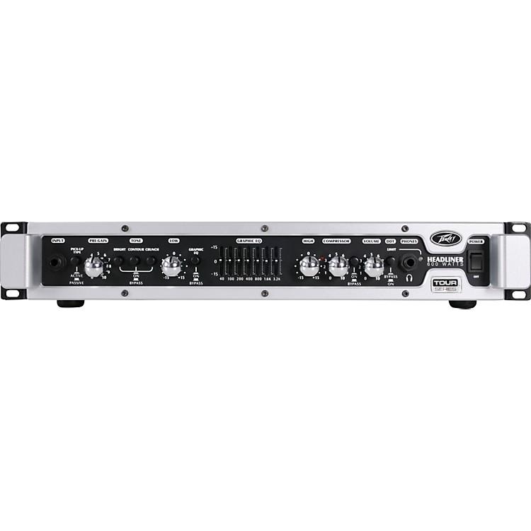 PeaveyHeadliner 600W Bass Amp Head