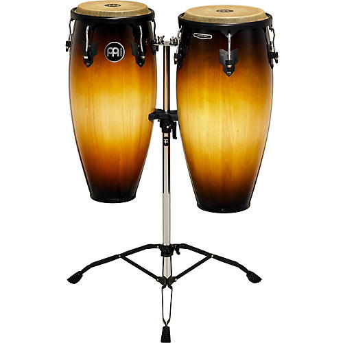 Meinl Headliner Conga Set with Tripod Stand Vintage