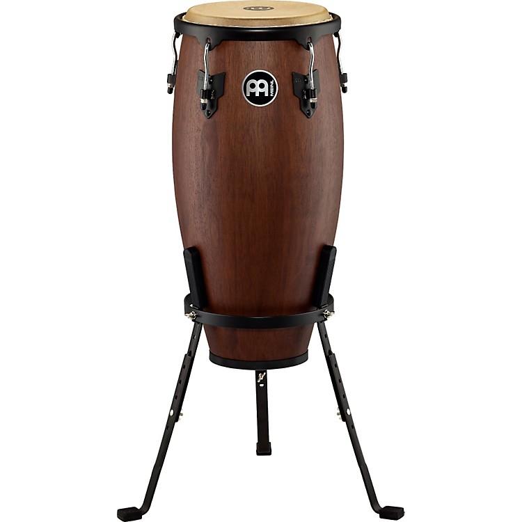 MeinlHeadliner Designer Wood Conga with Basket StandVintage Wine Barrel11-inch