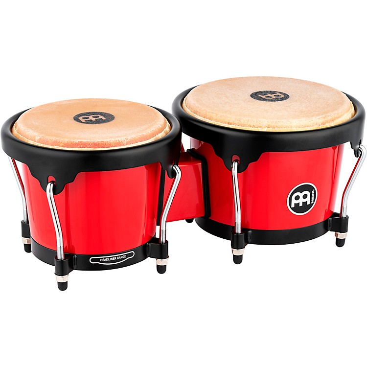 Meinl Headliner Series Bongos RED