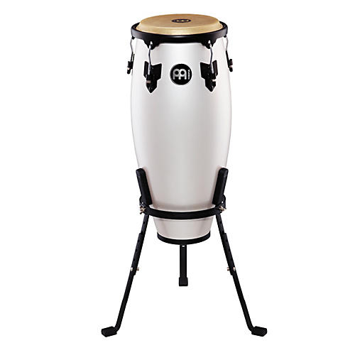 Meinl Headliner Series Wood Conga Set Pearl White 10 and 11 in.