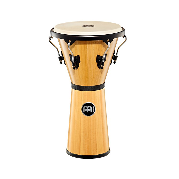Meinl Headliner Series Wood Djembe Natural 12.50 Inch