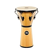 Meinl Headliner Series Wood Djembe Natural 12.50 in.