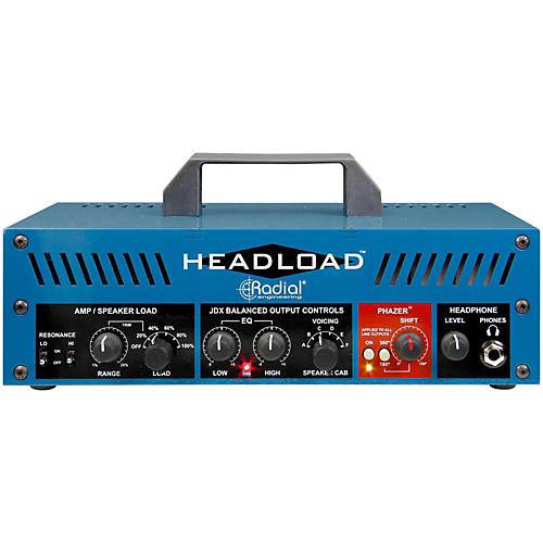 Radial Engineering Headload Guitar Amp Load Box-thumbnail
