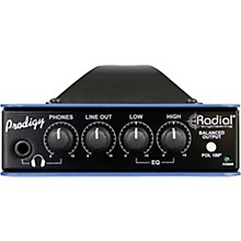 Radial Engineering Headload Prodigy Combination Load Box and DI 8 ohm Level 2 Regular 888366072370