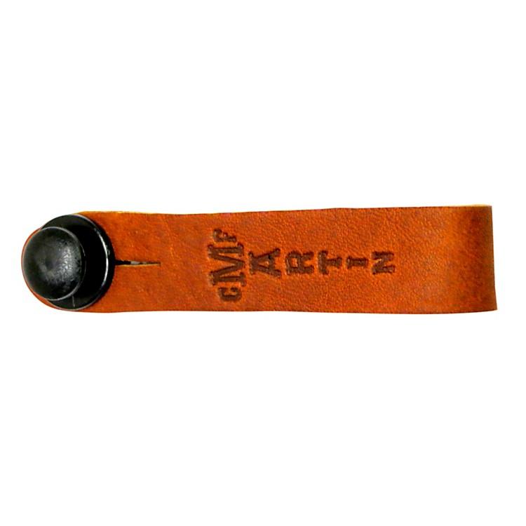 MartinHeadstock Tie Guitar Strap ButtonDistressed