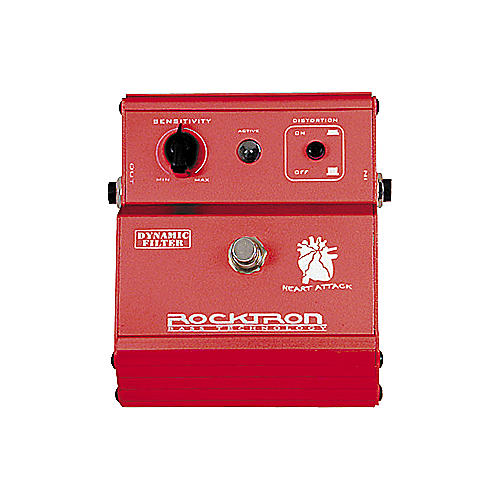 Rocktron Heart Attack Dynamic Filter Effects Pedal