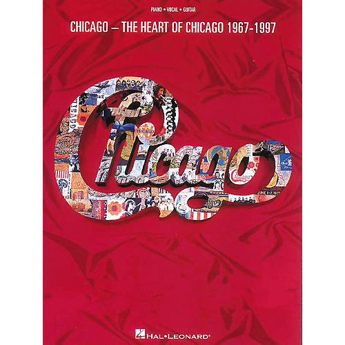 Hal Leonard Heart of Chicago 1967-1997 (Songbook)-thumbnail