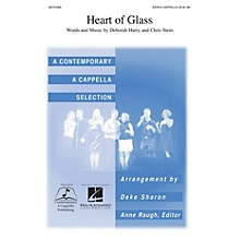 Contemporary A Cappella Publishing Heart of Glass SATB a cappella by Blondie arranged by Deke Sharon