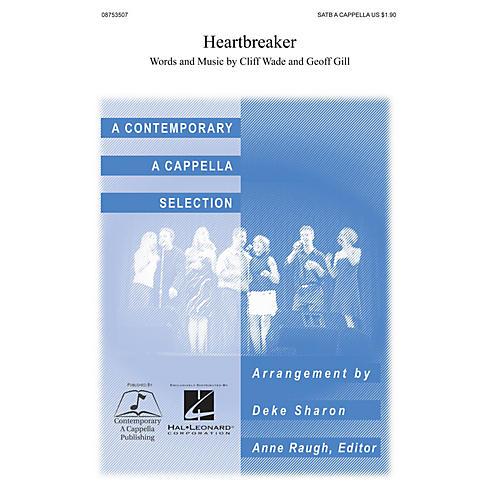 Contemporary A Cappella Publishing Heartbreaker SATB a cappella arranged by Deke Sharon-thumbnail