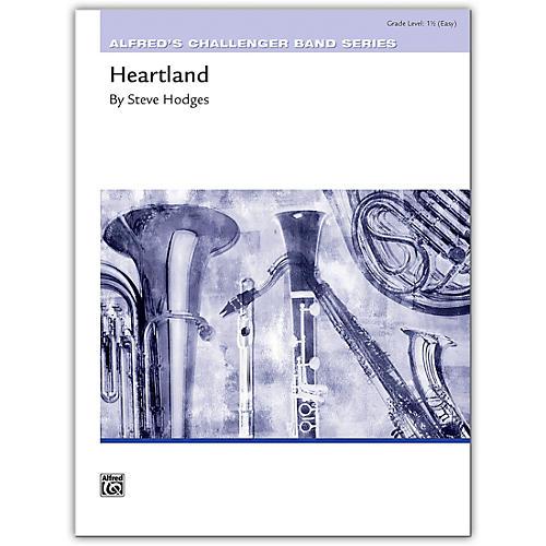 Alfred Heartland Concert Band Grade 1.5 Set-thumbnail