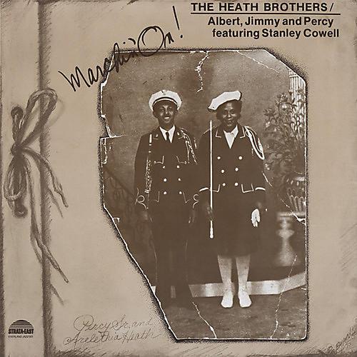 Alliance Heath Brothers - Marchin' On