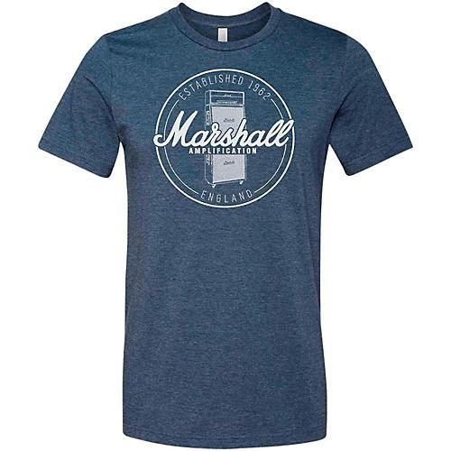Marshall Heather Soft Style Ring Spun Cotton T-Shirt-thumbnail